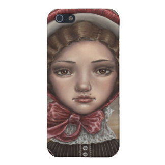 Annabel Lee iPhone 5/5S Cases