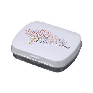Annabel Lee Jelly Belly Tins