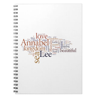 Annabel Lee Note Book