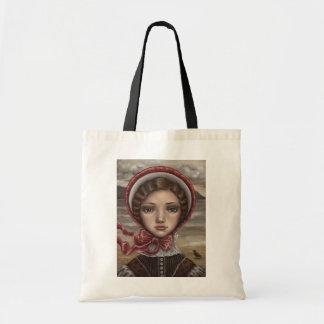 Annabel Lee Tote Bags
