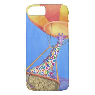Annabelle Aloft iPhone 7, Barely There Case