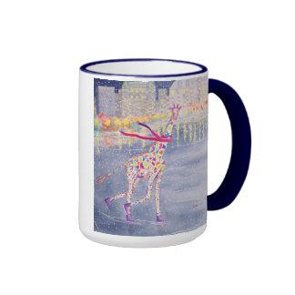 Annabelle en la taza del hielo
