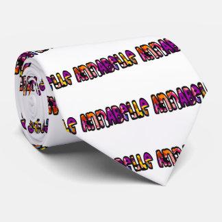 Annabelle necktie