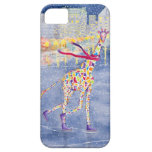 Annabelle on Ice Barely There iPhone 5/5S Case
