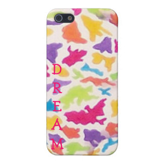 Annabelle on Ice Dream iPhone 5/5S Case