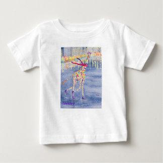Annabelle on Ice Infant T-Shrit Shirt