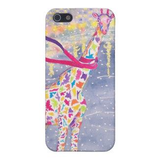 Annabelle on Ice iPhone 5/5S Case
