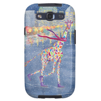 Annabelle on Ice Samsung Galaxy S3 Vibe Samsung Galaxy SIII Covers
