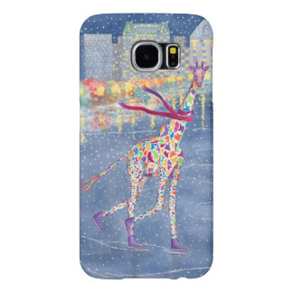 Annabelle on Ice Samsung Galaxy S6, Barely There Samsung Galaxy S6 Case