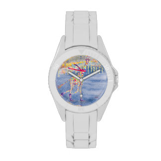Annabelle on Ice Sporty Watch