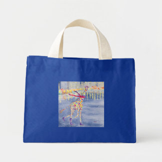 Annabelle on Ice Tiny Tote Bag