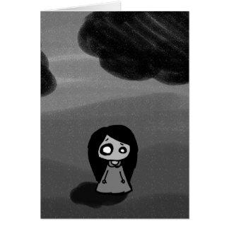 Annabelle's anxiety card