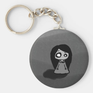 Annabelle's anxiety keychain