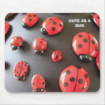 Annabelle's Bugs Mouse Pad