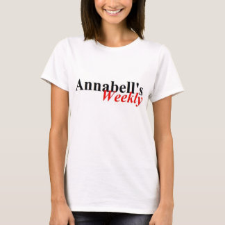 Annabell's Weekly Tee
