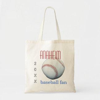 Annaheim Baseball Fan Tote Bag