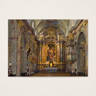 Annakirche, Wien Österreich Business Card