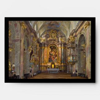 Annakirche, Wien Österreich Envelope