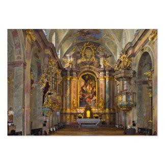 Annakirche, Wien Österreich Large Business Card