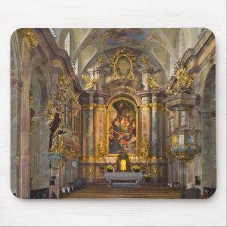 Annakirche, Wien Österreich Mouse Pad