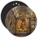Annakirche, Wien Österreich Pin Redondo De 6 Pulgadas