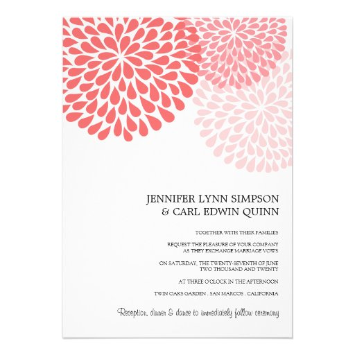 Annalee (Pewter) Wedding Invitations