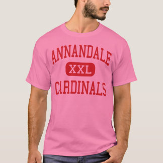 Annandale - Cardinals - Middle - Annandale T-Shirt