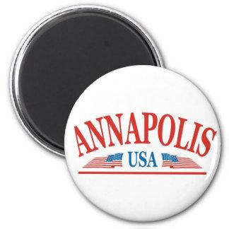 Annapolis 2 Inch Round Magnet