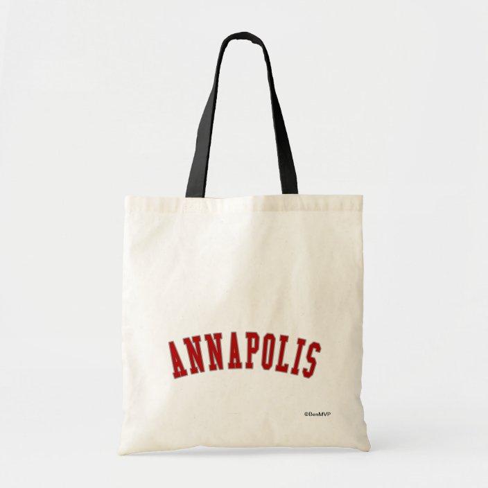 Annapolis Bag