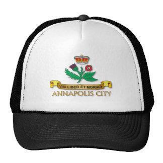 Annapolis City flag Trucker Hat