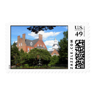 Annapolis garden stamp