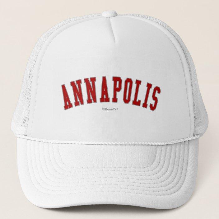 Annapolis Hat