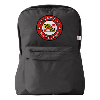 Annapolis Maryland American Apparel™ Backpack