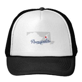 Annapolis Maryland MD Shirt Trucker Hat