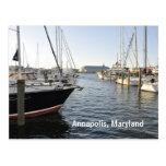 Annapolis, Maryland Postcard