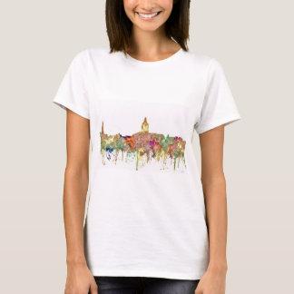 Annapolis Maryland Skyline SG-Faded Glory T-Shirt