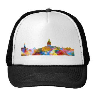 ANNAPOLIS MARYLAND SKYLINE VIBRANCE - TRUCKER HAT