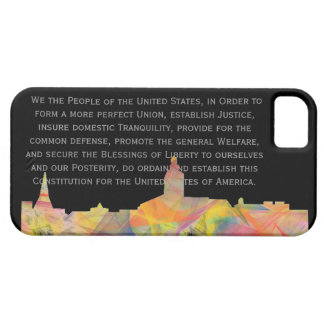 ANNAPOLIS MARYLAND SKYLINE WB1- iPhone SE/5/5s CASE