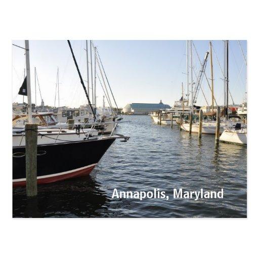 Annapolis, Maryland Tarjetas Postales