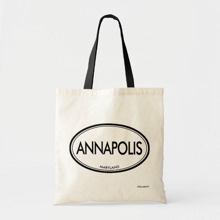 Annapolis, Maryland Tote Bag