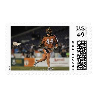 ANNAPOLIS, MD - 14 DE MAYO:  Greg Bice #44 Sello Postal