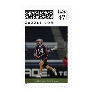 ANNAPOLIS, MD - 25 DE JUNIO:  Ryan Boyle #14 4 Sellos Postales