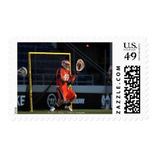 ANNAPOLIS, MD - 30 DE JULIO:  Scott Rogers #42 Sello Postal