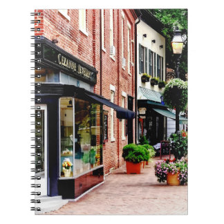 Annapolis MD - Along State Circle Notebook