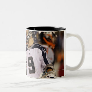 ANNAPOLIS, MD - AUGUST 13: Danny Glading #9 Two-Tone Coffee Mug