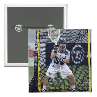 ANNAPOLIS, MD - AUGUST 13:  Goalie Brian Phipps Button