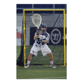 ANNAPOLIS, MD - AUGUST 13:  Goalie Brian Phipps Poster