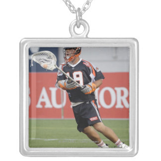 ANNAPOLIS, MD - AUGUST 13: Goalie Jesse Personalized Necklace
