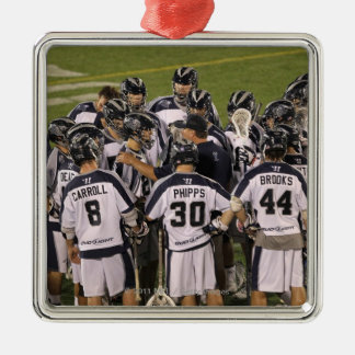 ANNAPOLIS, MD - AUGUST 13: Members Metal Ornament