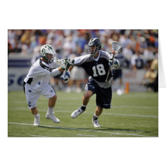 ANNAPOLIS,MD - AUGUST 22:  Ben Hunt #18 Greeting Card